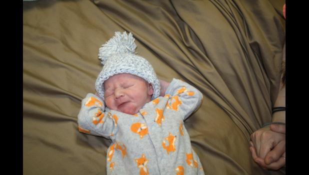 Mr. Jaxon Lee Selden, First Baby!