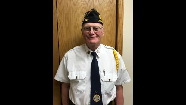 Harold Huhe U.S. Army